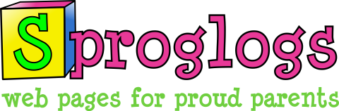Sproglogs: web pages for proud parents